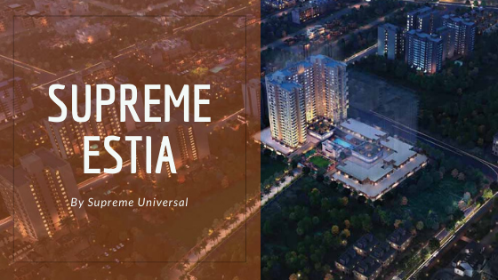 Supreme Estia - Experience High Level Living in Baner Pune
