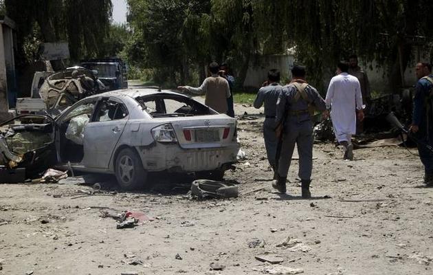 13 killed in roadside Afghan blast