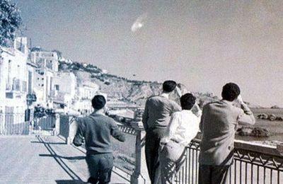 11 novembre 1954, une journée de routine, pleine d'ovnis...!