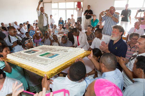 25 ans de l'association Akamasoa (2/3) : le discours du père Pedro