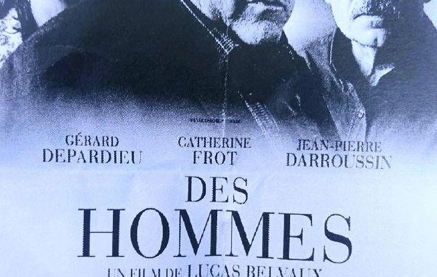 """Suite à la projection du film """" Les hommes""""  Thématique, """"la guerre d'Algérie et ces séquelles """""""
