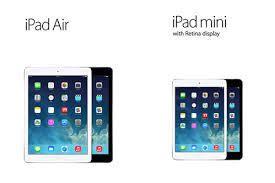 Phil Granere on iPad Air and iPad Mini