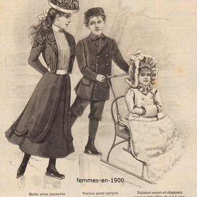 Sport de saison :1900