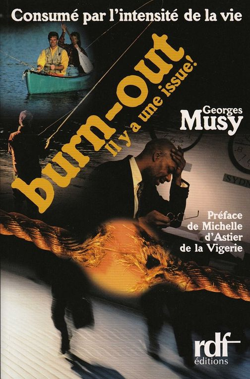 Burn-out, il y a une issue !