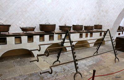 La cuisine du Palais National de Sintra