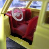 FASCICULE N°10 FIAT 850 DINKY TOYS REEDITION ATLAS 1/43 - car-collector