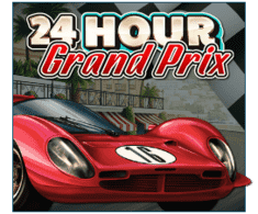 machine a sous mobile 24 Hour Grand Prix logiciel Red Tiger Gaming