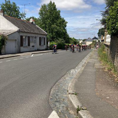 12 juin : Denazé - St Hilaire de Harcouet.  88km