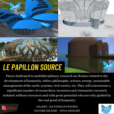 Explaining LE PAPILLON SOURCE