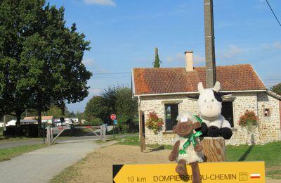 Le tour d'Ille-et-Vilaine - Etape 6 - Fougères / Chatillon-en-Vendelais - 48 km - A.R