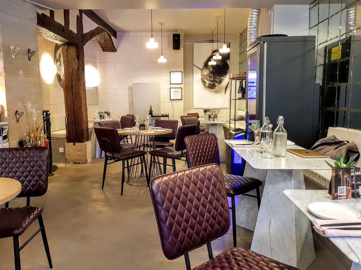 La Salle de Tamara restaurant Paris 1