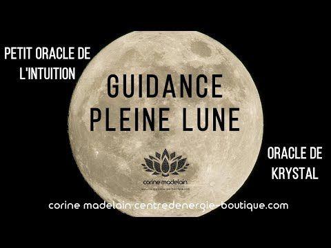 Guidance de la pleine lune du 15 aout 2019