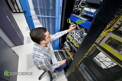 IT services - IT remote hands - IT subcontractor in France - IT CONCIERGE FRANCE is the Solution