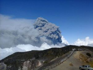 Turrialba - 12.03.2015 - un clic pour agrandir - photos Noticia repretel
