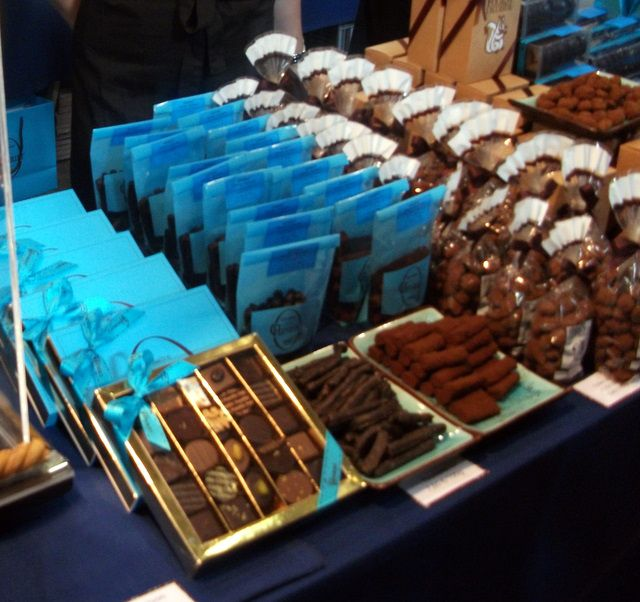 Album - salon du chocolat biarritz