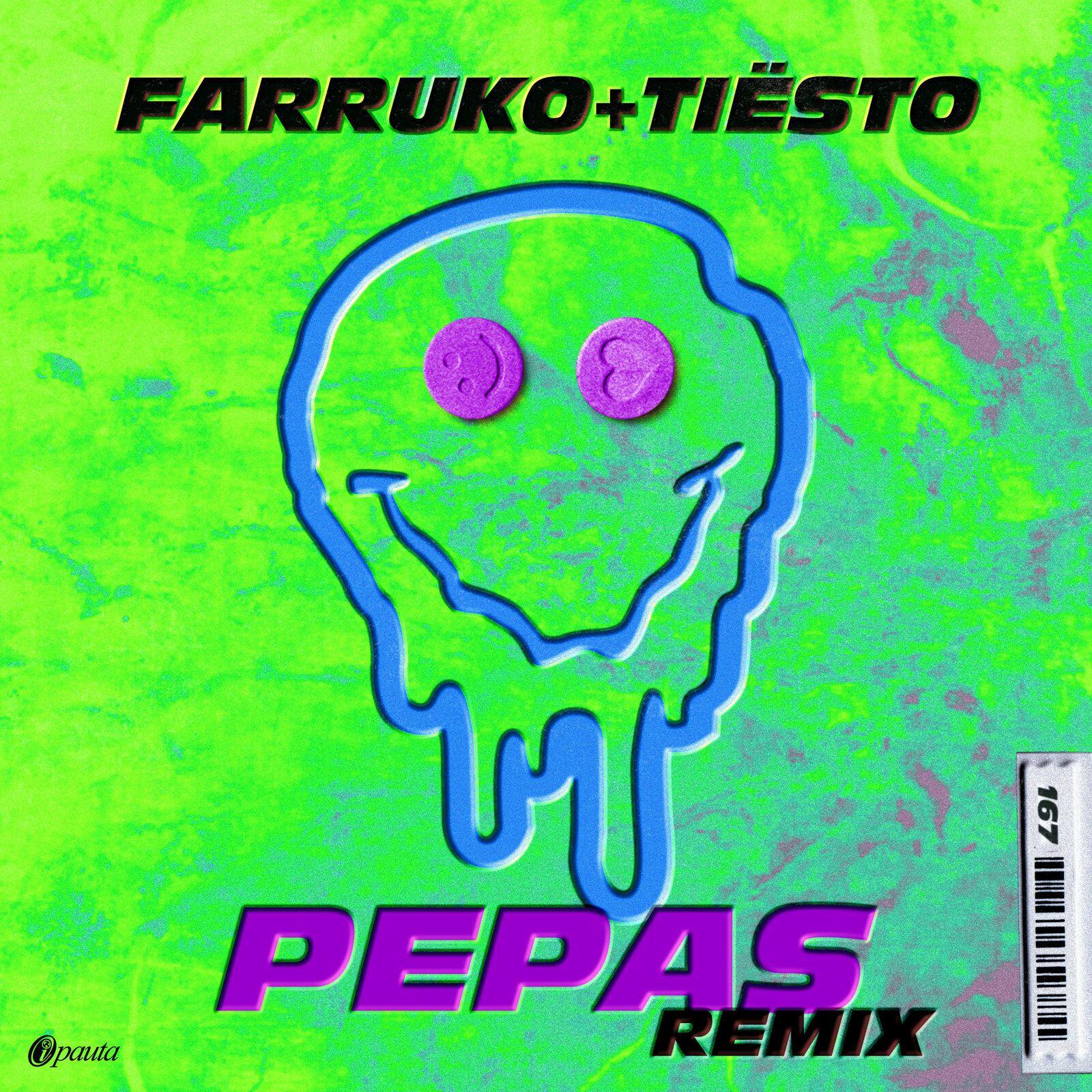 Farruko ft. Victor Cardenas - Pepas (Tiësto Remix)