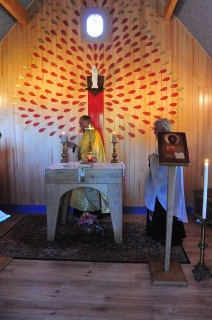 Il y a déjà 6 années que la chapelle a été consacrée.