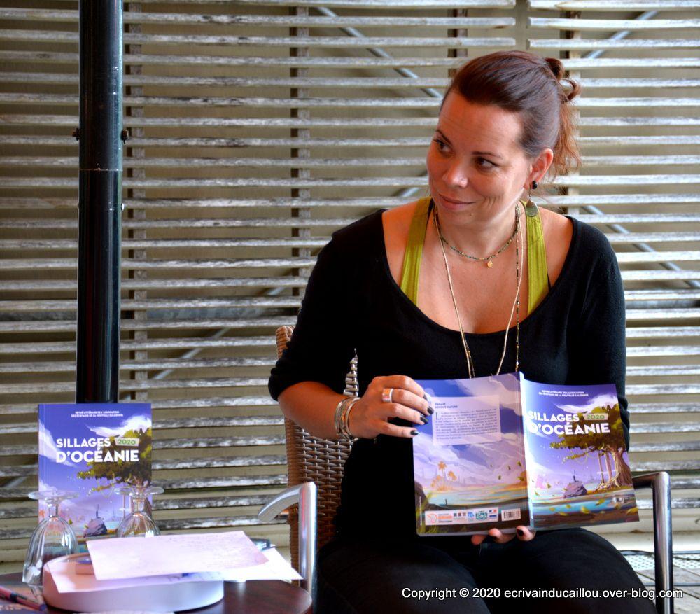 SILO 2020 : Demain et Soyons nature avec l'AENC et l'ouvrage collectif Sillages d'Océanie