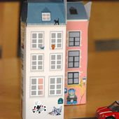 DIY Kids : Mon petit building PARIS