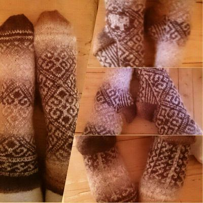 chaussettes pour grand froid ^^