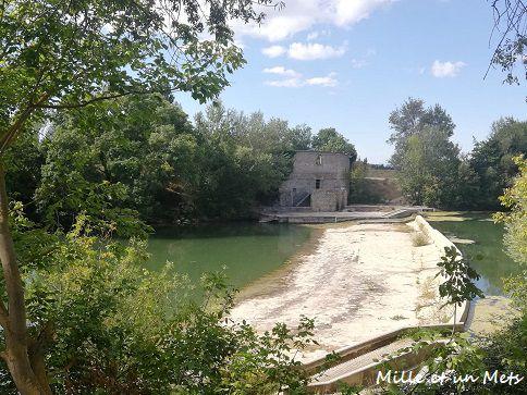 Le Moulin de Saint-Laurent à Saint Laurent d'Aigouze (30)