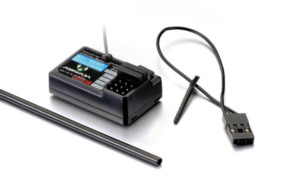 Absima CR : les radios qui évoluent avec votre niveau