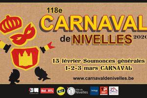 GILLES & PAYSANNES AU CARNAVAL 2020 NIVELLES