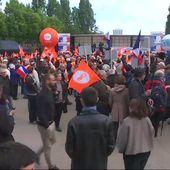 1er mai : manifestation syndicale et apparitions des candidats