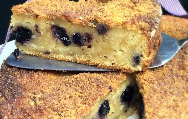 |Mendiant aux madeleines et myrtilles| comment utiliser des madeleines en patisserie