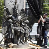 Not today, Satan: Baphomet gets chilly reception