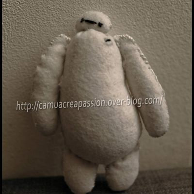 Peluche BAYMAX [Couture]