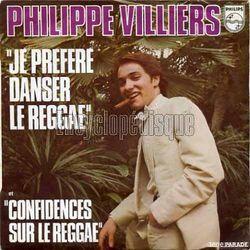 """Philippe Villiers, un chanteur français qui symbolise les années 1970 avec """"je préfère danser le reggae"""" un morceau de Jimmy cliff"""