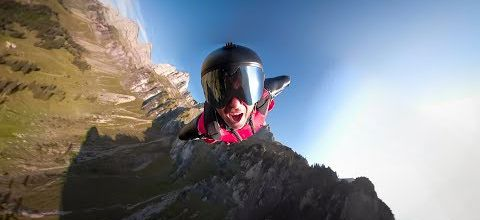 Wingsuiter  chantant