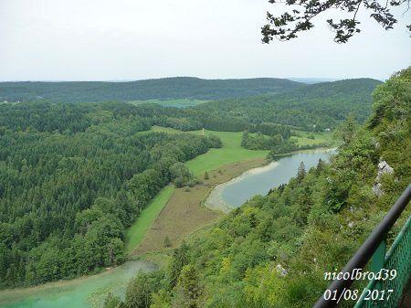Balade dans le Jura, les Lacs !