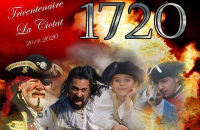 RDV Samedi 25 mai 2019 à 12h - Bastide MARIN - Top départ Tricentenaire 1720/2020