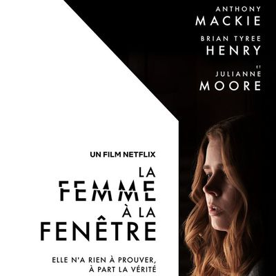 LA FEMME A LA FENETRE (The woman at the window)