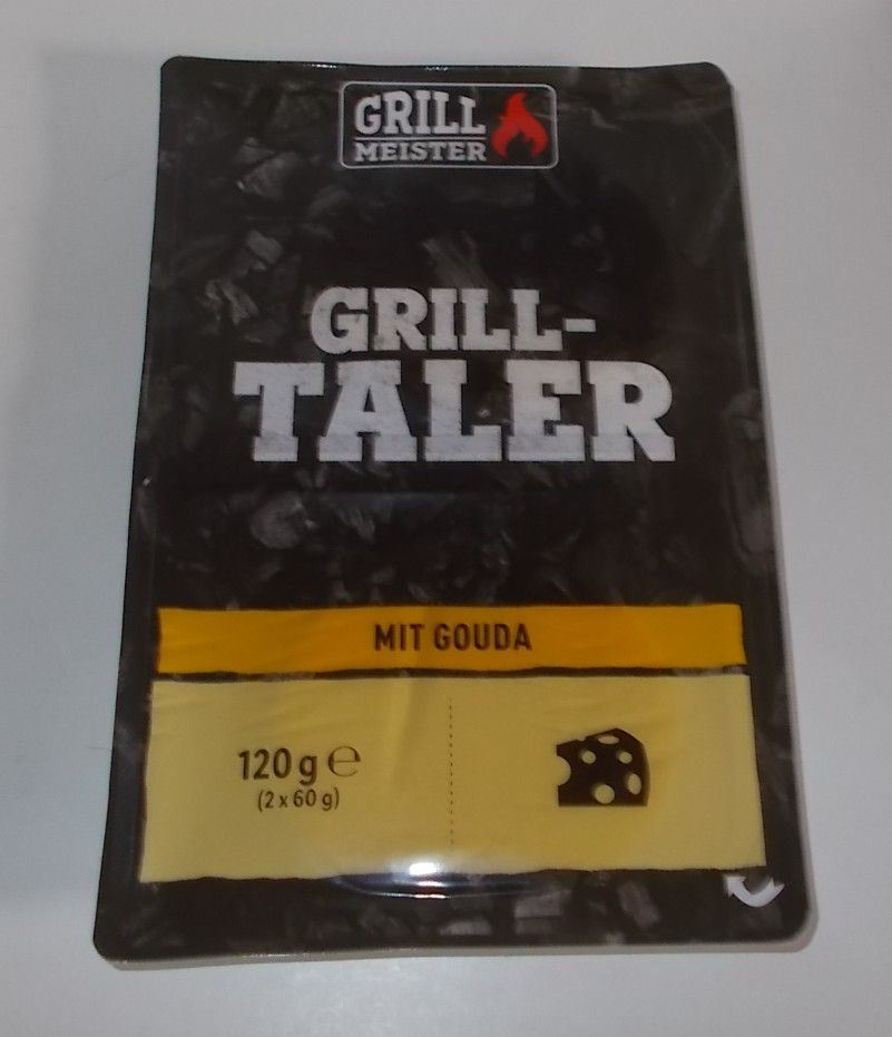 Lidl Grill Meister Grill-Taler mit Gouda