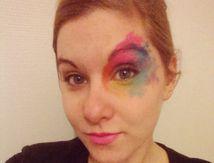 Maquillage peinture