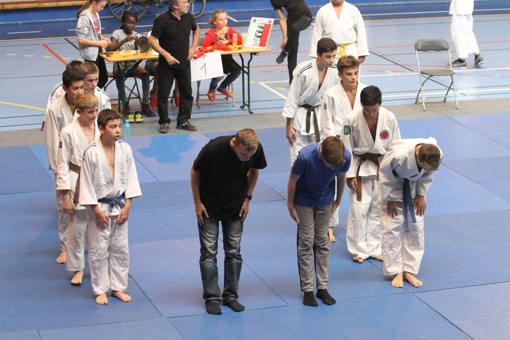 L'ALVP Judo est dans une bonne dynamique