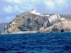 Longue étape sans grand vent... Heureusement, visites de quelques Dauphins, passage du four sous le soleil, et bricolages en mer.