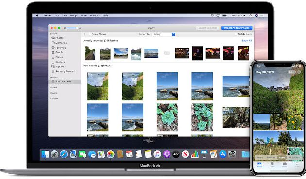 How to Move Photos from Mac to iPhone?