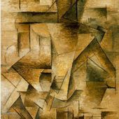 Picasso - Cubisme - LANKAART