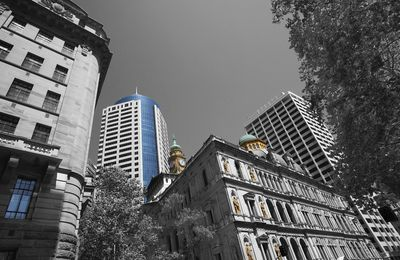 SYDNEY, MELTING-POT ARCHITECTURAL