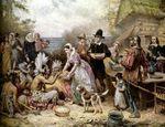 Jeudi 22 novembre, fête de Thanksgiving
