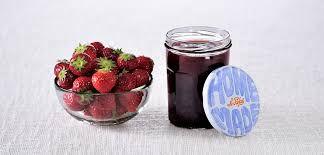 Confiture de fraises d'Anjou ☀️🍓🌈