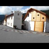 60 Goldwing Unsersbande Tirol 2015 Resia vers Couvent Monte Maria