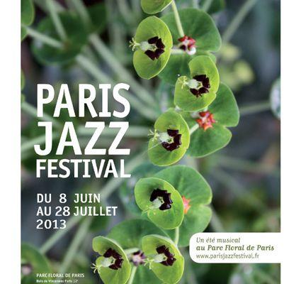 19ème édition du Paris Jazz Festival