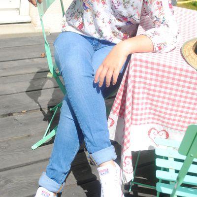Chic Dans Le Jardin