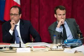 Giscard des Finances à l'Elysée