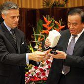 Offrir un cadeau en Chine - Reussir En Chine